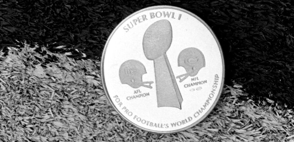 Super Bowl Coin Toss