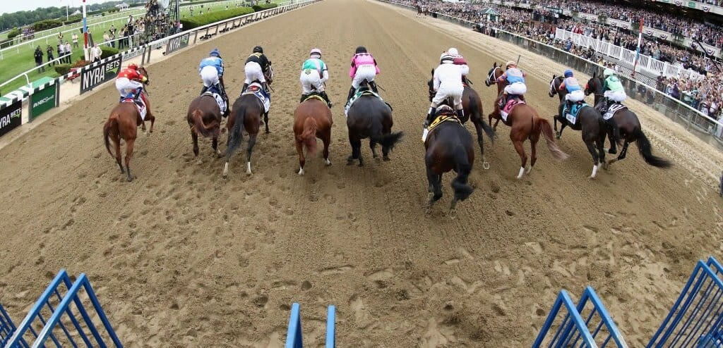 belmont stakes betting favorites
