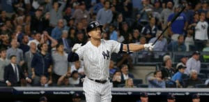 Hr Leader Odds 2021 Home Run Betting Favorites And Totals