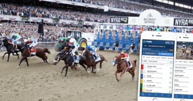 Belmont Stakes Bet phone