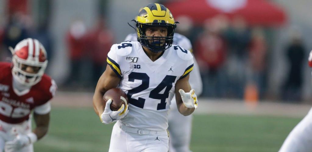 college football Week 8 odds spreads moneyline Michigan Minnesota